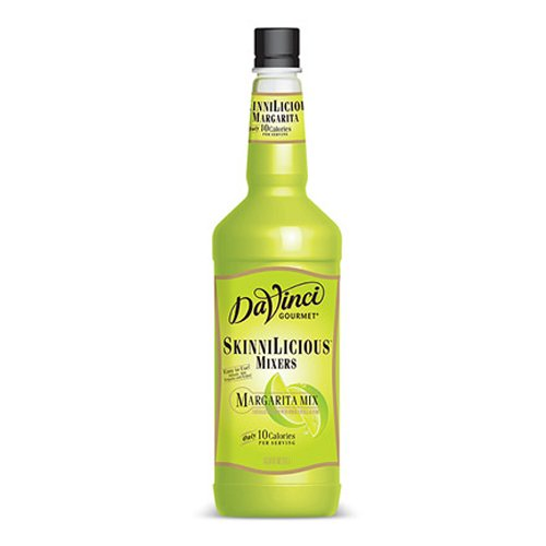 DaVinci Gourmet SkinniLicious Margarita Mix, 33.8 Ounce (Pack of 12) (Margarita Mix Kosher compare prices)