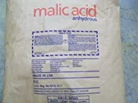 Malic Acid Anhydrous by Tate & Lyle Lot of 50 lbs