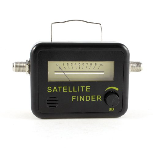 Sale!! SF95 Satellite Finder Signal Satfinder Meter for Sat Directv Dish Network