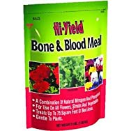 VPG Fertilome32126Hi-Yield Bone & Blood Meal-3LB BONE AND BLOOD MEAL