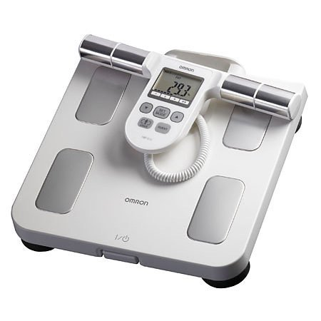 Image of Body Composition Monitor w/ Scale (Catalog Category: Exercise & Physical Therapy / Body Fat Monitors) (B005HWQ6DQ)