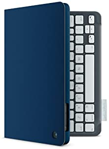 Logitech Keyboard Folio for iPad mini - Mystic Blue