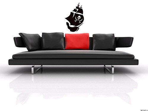 Tampa BAY Buccaneers NFL Team Logo American Football Superbowl Design Wall Decor Vinyl Sticker Decal Mural Gm0547 (Buccaneers Window Graphics compare prices)
