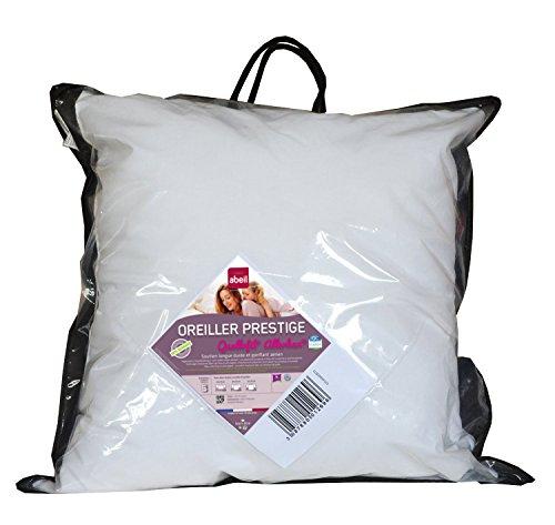 abeil-oreiller-prestige-quallofil-allerban-anti-acarien-coton-60-x-60-cm