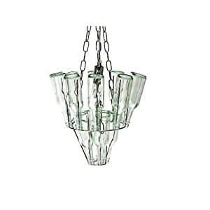 Beer bottle chandelier kit my company makes beer bottle chandelier i search for information on the beer bottle chandelier kit and other chandeliers and i see that the price of the leitmotiv mini glass bottle chandelier aloadofball Gallery
