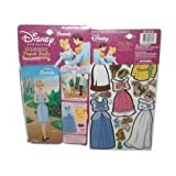 Magnetic Paper Dolls Travel Tin - Cinderella
