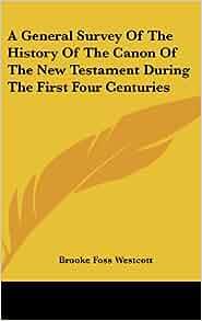 Canon of the New Testament