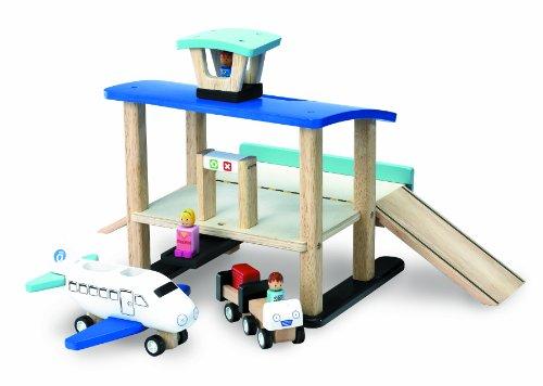Wonderworld Mini Toy Airport