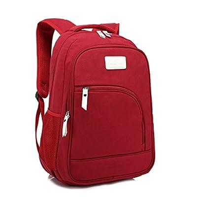 ZeleToile® DN-01 Unisex Pro Multifunctional Casual Canvas Computer Backpack Schoolbag Traveling Bags Camping Bag Student School Backpack Rucksack Daypack Shoulder Belt Bag for Notebook Laptop PC 13 ~ 15 Inch