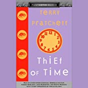Thief of Time: A Discworld Novel | [Terry Pratchett]