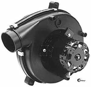 Consolidated industries furnace blower ja1n117 430580 for Ao smith furnace motors