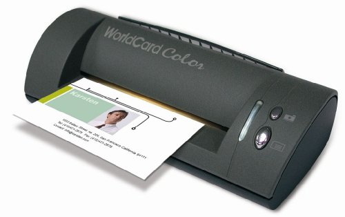 PMR Worldcard Color Business Card Scanner PC