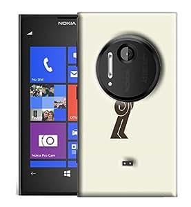 PrintFunny Designer Printed Case For Nokia Lumia 1020