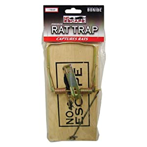 Bonide 11112 No Escape Rat Snap Trap