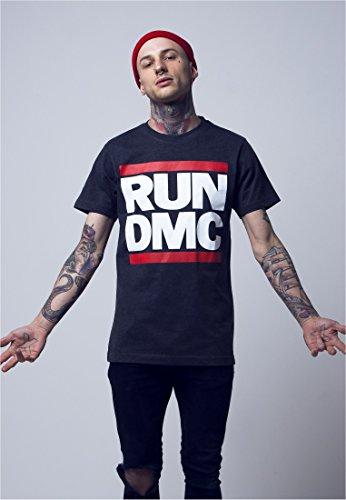 Urban Classics T-Shirt Run DMC, Color:charcoal;Größe:XL