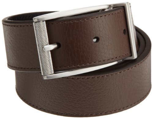 Nike Classic Reversible Belt (Brown/Black, 32)