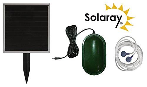 Pumps Patio, Lawn & Garden Esotec101870 Air diaphragm pump Air-S Solar pond aerator