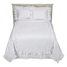 Product Image Simply Shabby Chic® Heirloom Comforter Set - White