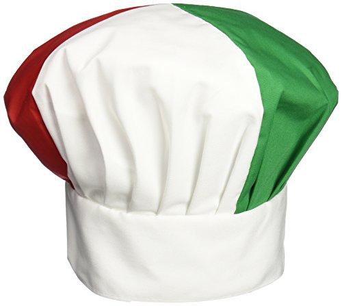 Oversized Fabric Chef's Hat