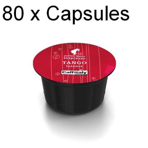 Caffitaly Tango Dualit Gaggia x 80 Premium Coffee Capsules
