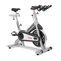 Spinner Pro Manufactured by Star Trac - Commercial Spin Bike with Four Spinning DVDs by Mad Dogg Athletics