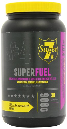 Super 7 908g Super Fuel Intra Workout Blackcurrant