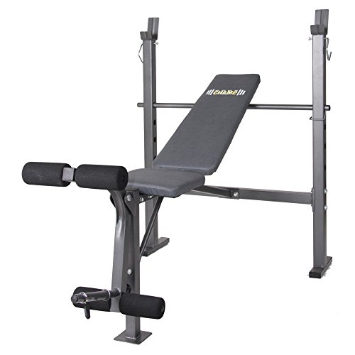 Body-Champ-BCB680-Mid-Width-Weight-Bench-with-Leg-Developer