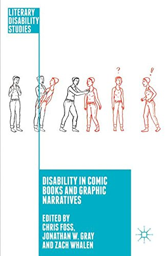 Download Disability in Comic Books and Graphic Narratives (Literary Disability Studies)