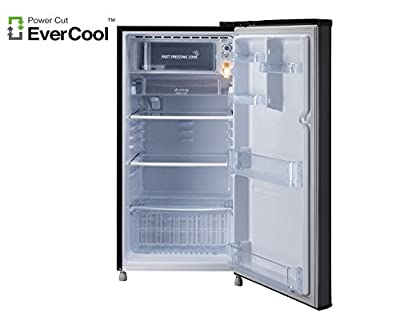 LG GL-B191XVHP.AVHZEBN Direct-cool Single-door Refrigerator (188 Ltrs, 4 Star Rating, Velvet Heart)