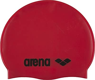 Arena Erwachsene Badekappe Classic Silicone, 91662 by arena