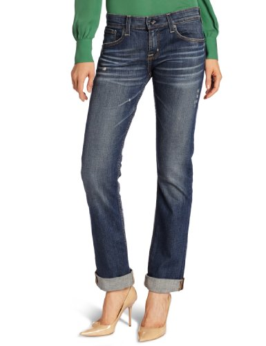 Big Star Women's Joey Boyfriend Fit Jean, 17 Year Dust, 30
