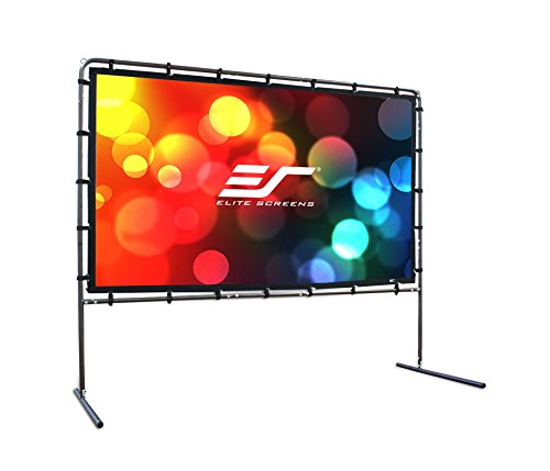 Elite Screens Inc. OMS103HR Yard Master Outdoor Rear Projection Screen