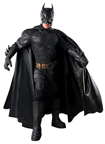 Men's Costume: Batman Collector- Medium