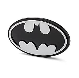 Chroma 41504 Batman Logo Chrome Injection Plastic Molded Emblem at Gotham City Store