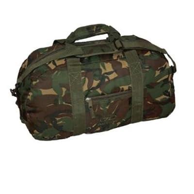 Highlander Cargo 45l Cargo Bag Camping Waterproof Camo from OV