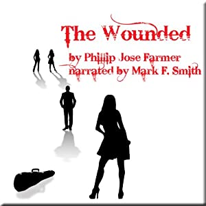 The Wounded Audiobook