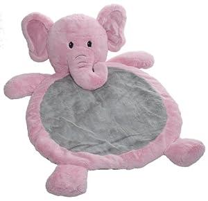 Amazon Com Mary Meyer Bestever Baby Mat Elephant Pink