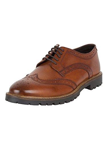 Base London Uomo trench Shoes, Marrone, 42 EU