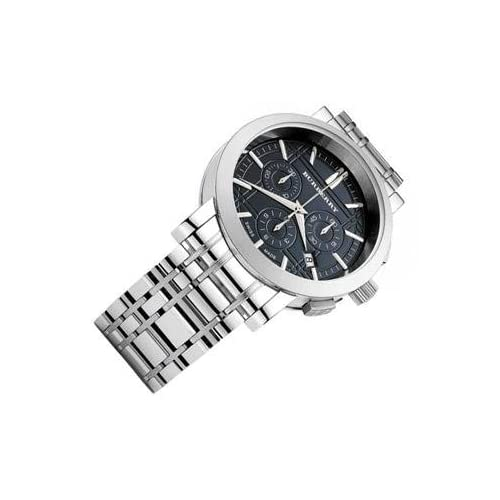 [BURBERRY]バーバリー 腕時計 ヘリテージ クロノグラフ【BU1366】ブラック[並行輸入品]