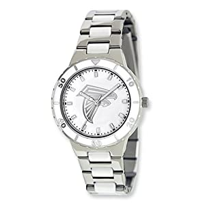 Ladies NFL Atlanta Falcons Pearl Watch by Jewelry Adviser Nfl Watches