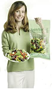 Argee RG900-12 Spin n Store Reusable Salad Spinning and Storage, 12 Pack
