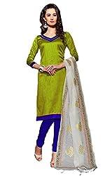 SR Women's Cotton Unstitched Dress Material
