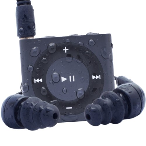 Waterfi 100% Waterproof iPod Shuffle Swim Kit