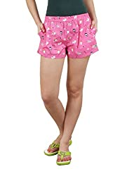 Below The Belt Women's Shorts 'Meow Or Never'
