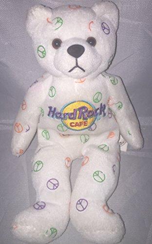 Hard Rock Cafe London 2005 Bean Bag Plush - 1