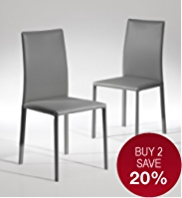 2 Conran Neiland Dining Chairs