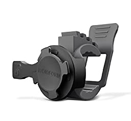 Rokform Sport Series Quad Tab, Twist Lock, Universal Bar Mount holder for Bikes, Strollers and more, MOUNT ONLY
