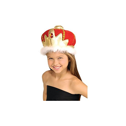 Rubie's Costume Queen's Crown Child Hat