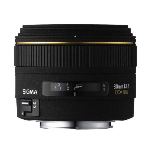 Camera Station |   Sigma 30mm f/1.4 EX DC HSM Lens for Canon Digital SLR Cameras