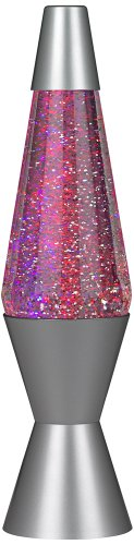 Color-Phasing Vortex Motorized Glitter Lava® Lamp front-1047019